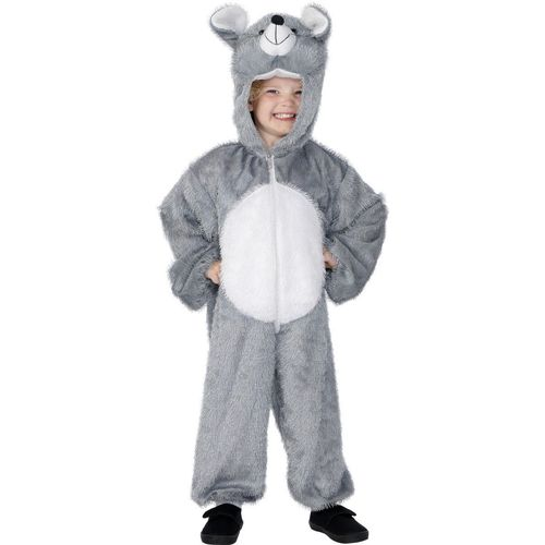 Mouse Animal Onesie Fancy Dress Costume Age 7 - 9 Years