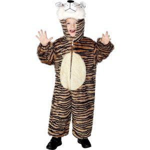 Childs Tiger Animal Onesie Costume Age 7-9 Years