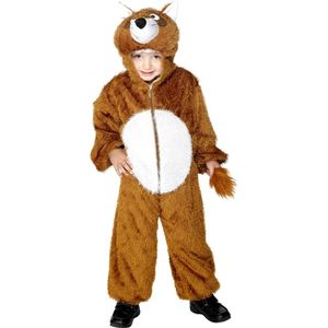 Childs Fox Animal Onesie Costume Age 7-9 Years