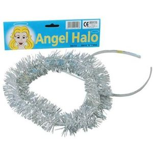 Tinsel Halo (Silver)