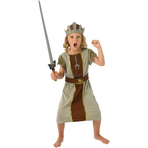 Childs Viking Boy Fancy Dress Costume Age 3-4 Years