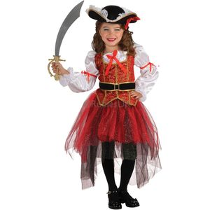 Childs Princess Of The Seas Costume Age 5-7 Years