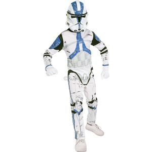 Childs Clone Trooper Star Wars Costume Age 8-10 Years