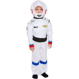 Childs Space Boy Costume Toddler Age 3 Years