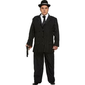 Gangster Costume Size XL