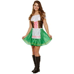 Bavarian Lady Costume Size 12-14