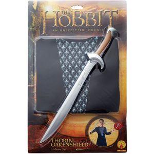 Childs The Hobbit Thorin Oakensheild Costume Set Age 3