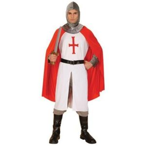 St George Knight Plus Size Costume Size XL-XXL