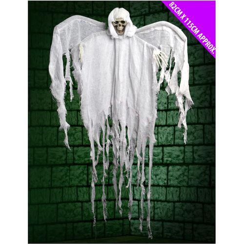 Winged Skeleton Angel Hanging Decoration  Halloween Horror Party Room Decoration