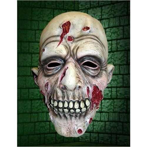 Dead Like Fred Zombie Halloween Horror Fancy Dress Mask