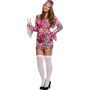 60s Hippie Girl Costume Size 12-14