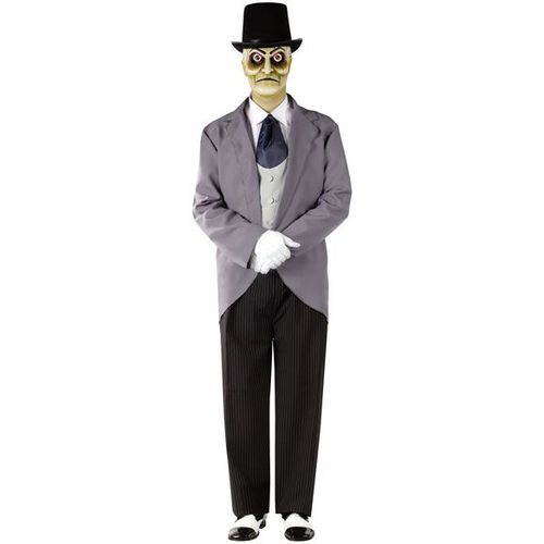 Undertaker Demented Dummy Halloween Fancy Dress Costume Size M-L
