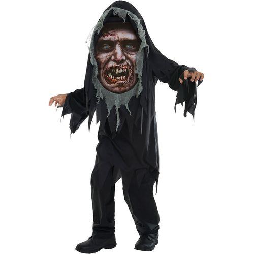 Childs Dead Walker Mad Creeper Halloween Fancy Dress Costume Age 7-9 Years