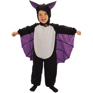 Childs Bat Halloween Fancy Dress Toddler Costume Age 3