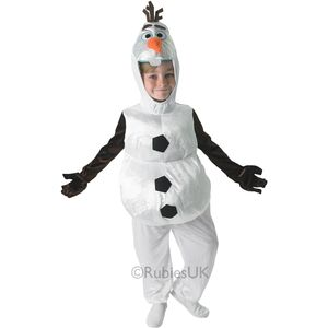 Childs Frozen Olaf Costume Age 3-4 Years