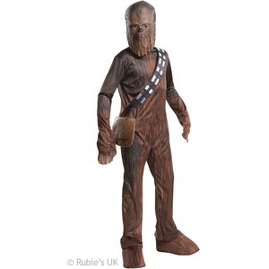 Childs Chewbacca Star Wars Costume Age 3-4 YearsJum