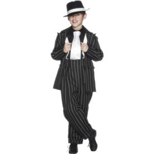 Childs Gangster Zoot Suit Age 7-9 Years
