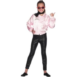 Childs Official Grease Pink Ladies Jacket Age 6-8 Years