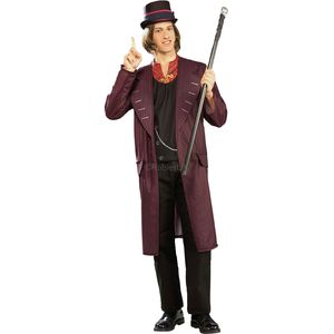 Willy Wonka Costume Size M-L