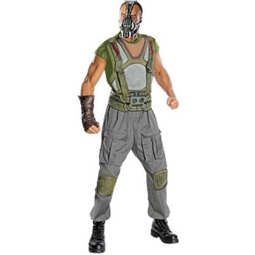 Deluxe Bane Batman Fancy Dress Costume Size Medium