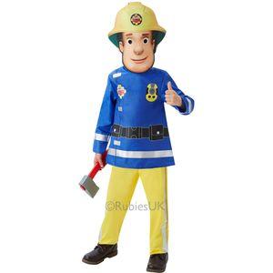 Childs Fireman Sam Toddler Age 12-24 Months