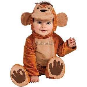 Babies Funky Monkey Onesie Age 12-18 Months