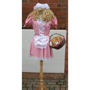 Goldilocks Ex Hire Costume - Size 8