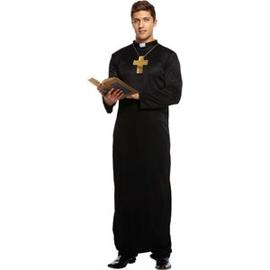 Vicar Costume Size M-L
