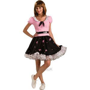 1950s 50s Suzie Q Costume Size 12-14