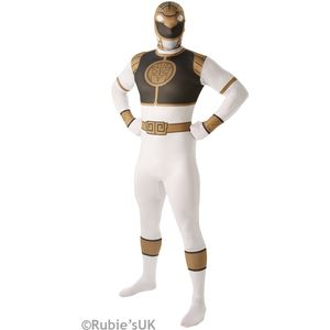 Official Power Ranger Costume (White) Size M