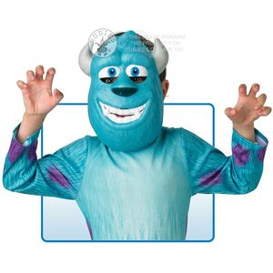 Monsters University Sulley Mask