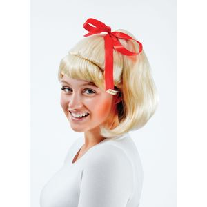 1950s High Ponytail Wig (Blonde)