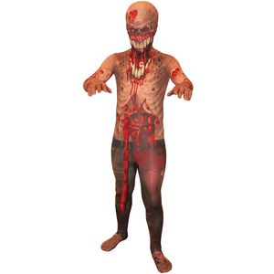 Childs Exploding Guts Zombie Morphsuit Age 8-10 Years