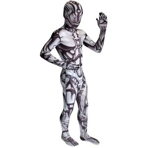 Childs Android Official Monster Morphsuit Age 6-8 Years