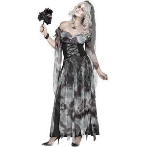 Cemetery Bride Costume Size 10-12