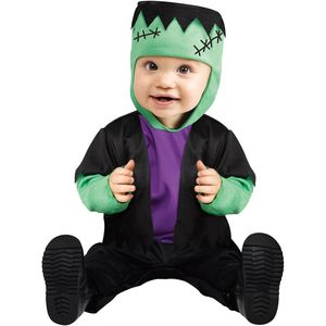 Childs Little Monster Costume Toddler Age 12-24 Months
