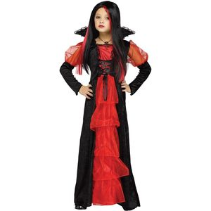 Vampire Girl Costume Teen Size Age 12-14 Years