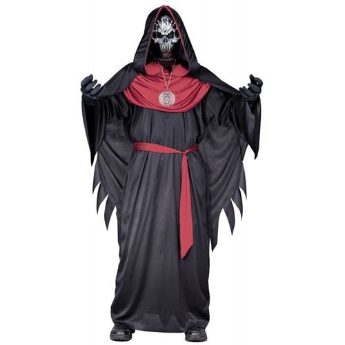 Childs Emperor of Evil Halloween Fancy Dress Teen Size Costume Age 12-14 Years