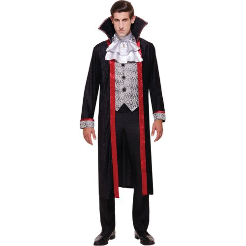 Vampire Duke Halloween Fancy Dress Costume Size M-L