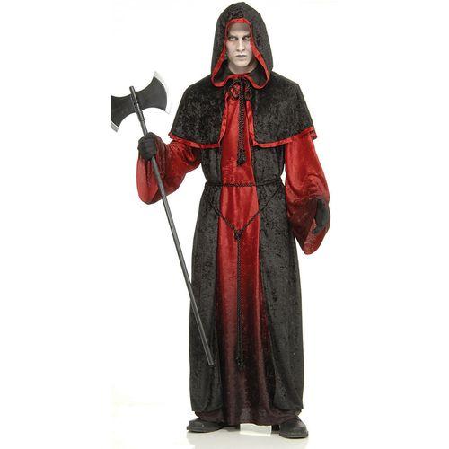 Demon Halloween Fancy Dress Costume Size M-L