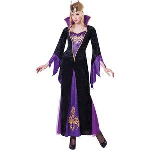 Sorceress Evil Queen Costume Size 10-14