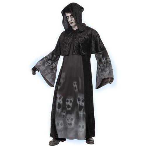 Forgotten Souls Gents Halloween Fancy Dress Costume Size M-XL