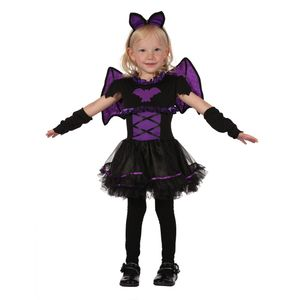 Childs Bat Princess Costume Toddler Age 3 Years