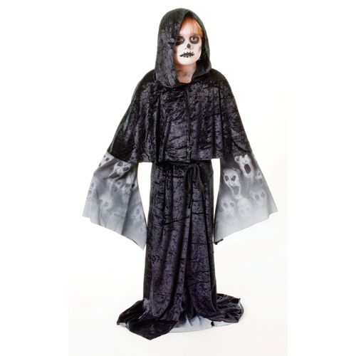 Childs Forgotten Souls Boys Halloween Fancy Dress Costume Age 9-11 Years