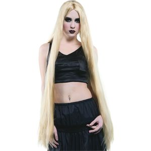"""Long Straight Wig 40"""" (Blonde)"""