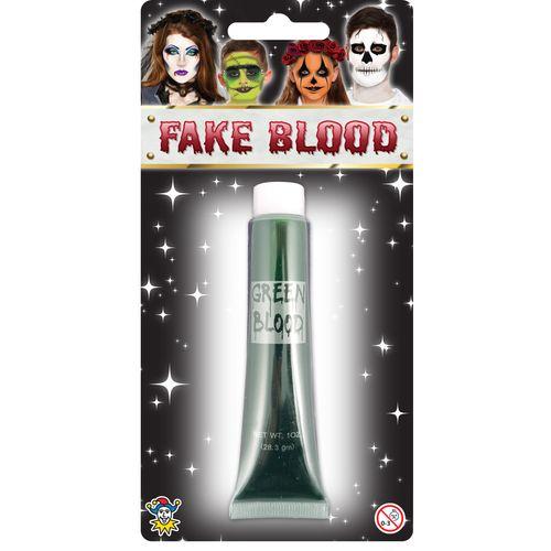 Fake Green Blood 28.5ML Halloween Fancy Dress Costume Accessory Make Up