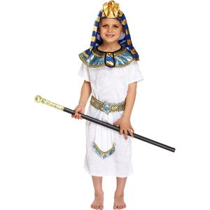 Childs Pharaoh Costume Age 10-12 Years