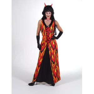 Mrs Lucifer Ex Hire Sale Costume Size 12-14