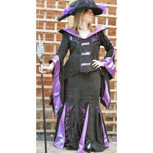 Gothic Woman Ex Hire Sale Costume Size 12-14