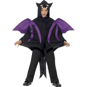Childs Hooded Creature Cape Age 7-12 Years
